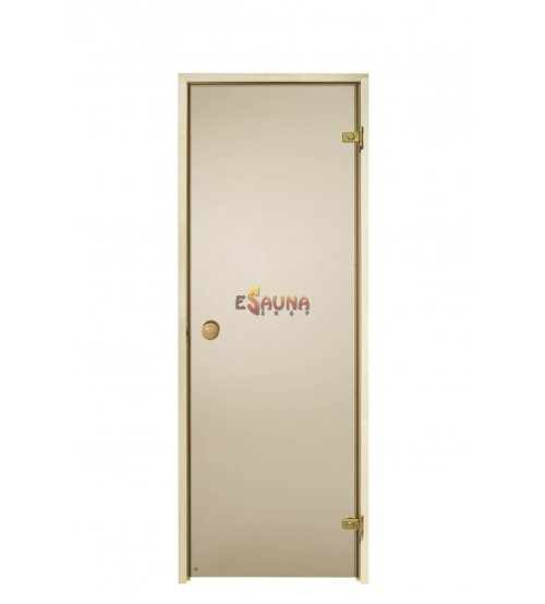 Σάουνα πόρτα 7x 19 πεύκο