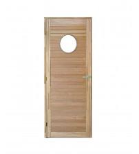 Πόρτα σάουνας THERMORY SAILOR με γυαλί
