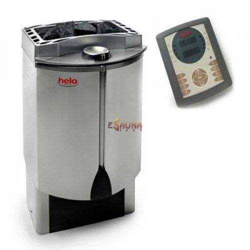 Helo Fusion in Electric heaters on Esaunashop.com online sauna store