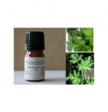 Pelargonium ätherisches..