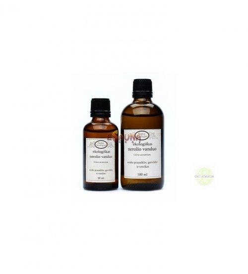 Organic Neroli hydrolyte, 100 ml with spray