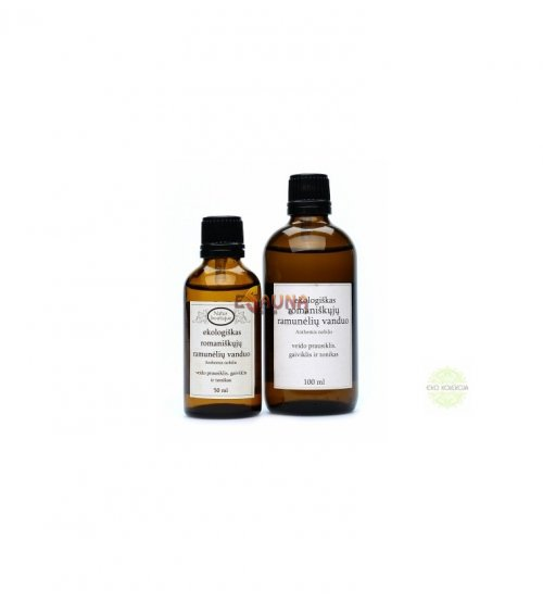 Chamomile hydrolyte, 100 ml with spray