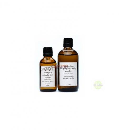 Hidrolito de aciano, 100 ml con spray