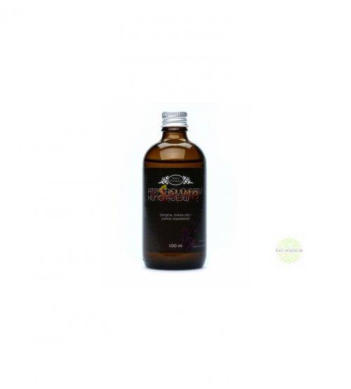 Atpalaiduojantis kūno aliejus, 100 ml