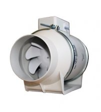 EOS stoomsauna ventilatieventilator