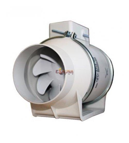 EOS garo generatorių ištraukimo ventiliatorius