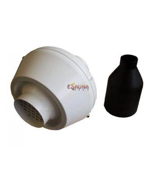 EOS garo generatoriaus oro padavimo ventiliatorius