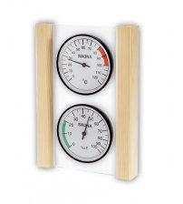 Θερμόμετρο EOS + υγρόμετρο