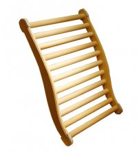 EOS Sauna backrest