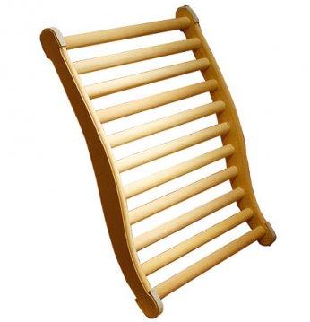 EOS Sauna backrest ..