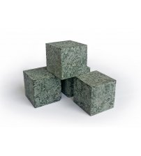 Stones for heater EOS Mythos S35/45. Nature