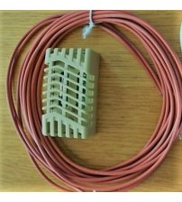 EOS temperatūras stenda sensors, papildu korpuss, antracīts