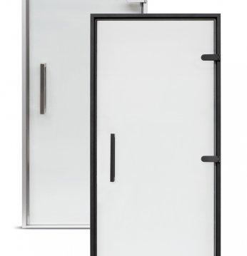 EOS steam room doors..