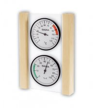 EOS thermometer + hygrometer