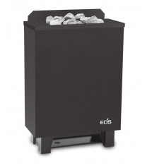 Eletric sauna heater - Eos Bi-O Gracil, black