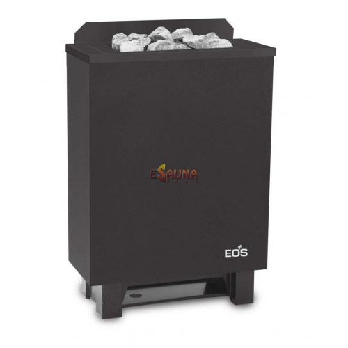 Electric sauna heater - Eos Gracil, black