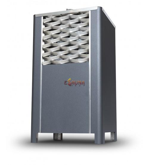 Protector de calefactor para calefactores EOS Finnrock con soportes de montaje