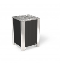 Elektryczny piec do sauny - EOS Blackrock, Antracyt