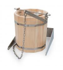 Eos drench bucket