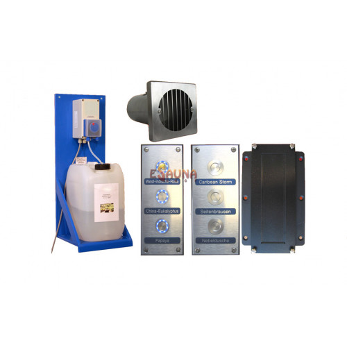 Eos accessories for AromaTec and Duft-Tec dosing systems in Steam generators on Esaunashop.com online sauna store