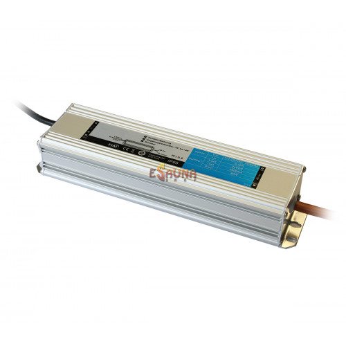 Eos transformer for LED strips in Sauna lighting on Esaunashop.com online sauna store