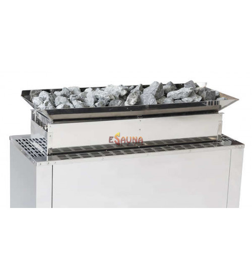 Additional stone container for EOS 34G 24-36kW stoves