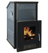 BANYA M-16 | M-28 woodburning heater