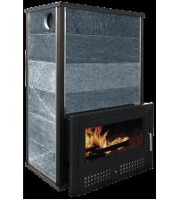 BANYA XL-80 woodburning heater
