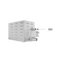 Žalvarinė jungtis garo generatoriui Eos SteamAttrac