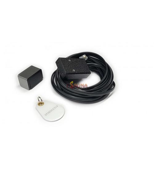 EOSafe D säkerhetssystem RFID-chip