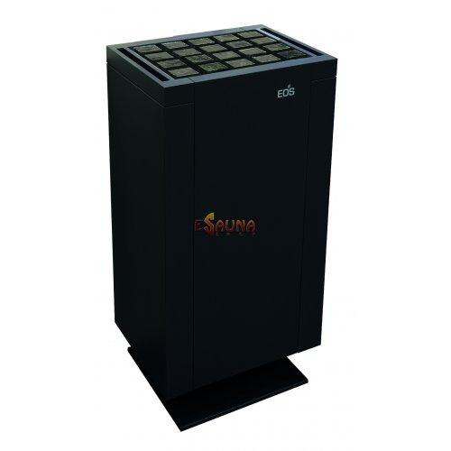 Elektrinė pirties krosnelė - EOS Mythos S45. Juoda