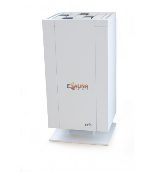 Elektrinė pirties krosnelė - EOS Mythos S45. Balta