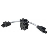 EOS-tilslutningsmodul til IR-radiatorer med tilslutningskabel