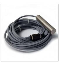 EOS temperature sensor for steam room