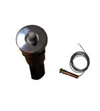 EOS temperature sensor for steam rooms