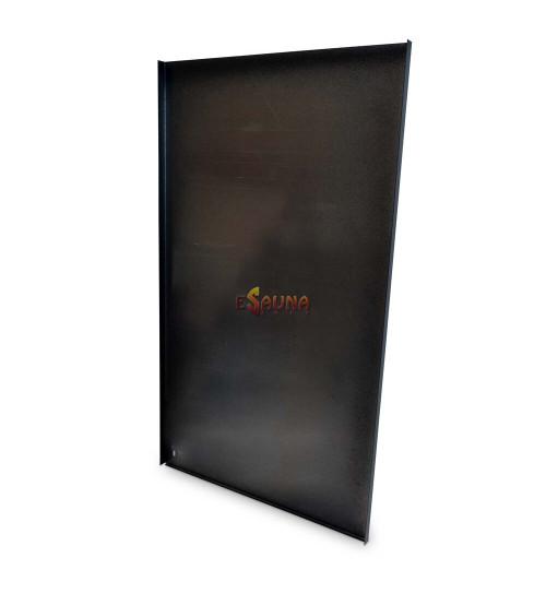 Bakvägg för CUBO-värmare