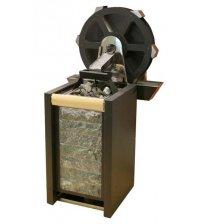 Ensemble de sauna moulin à eau avec Corona S60
