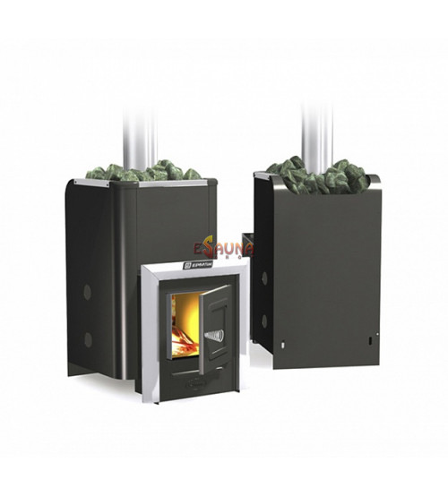 Wood-burning sauna stove - ERMAK 12 Classic