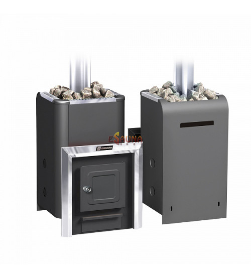 Wood-burning sauna stove - ERMAK 16 Classic