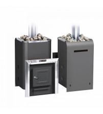 Wood-burning sauna stove - ERMAK 20 Classic