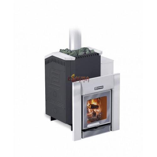 Brændeovns saunaovn - ERMAK 20 Premium