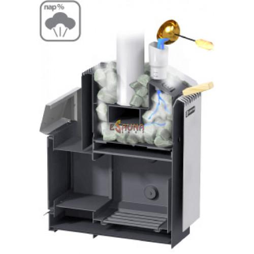 Steam cannon for ERMAK Premium stoves