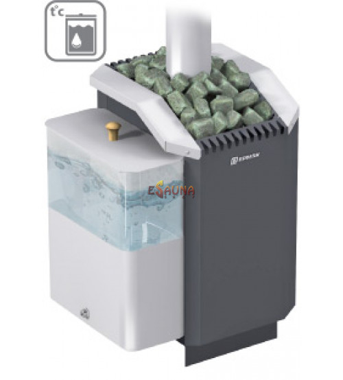 Piekaramā ūdens tvertne ERMAK Premium krāsnīm
