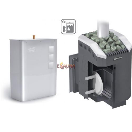 Heat exchanger for ERMAK Premium stoves