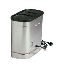 Electric water heater Harvia, 27 l