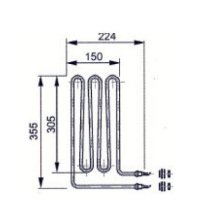 Heating elements EOS
