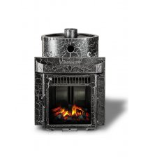 Woodburning heater Feringer Harmony Antik, Closed cage