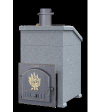 Банная печь на дровах - Мыльный камень Gefest GFS ZK 45 President 1160/60