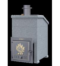 Банная печь на дровах - Мыльный камень Gefest GFS ZK 30 President 1020/60