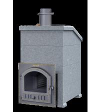 Банная печь на дровах - Мыльный камень Gefest GFS ZK 25 (P) President 1020/60